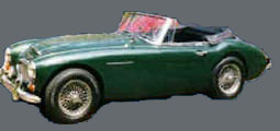 Austin Healey/MG Spridget 1961-1971