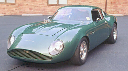 Aston Martin clone of 2VEV